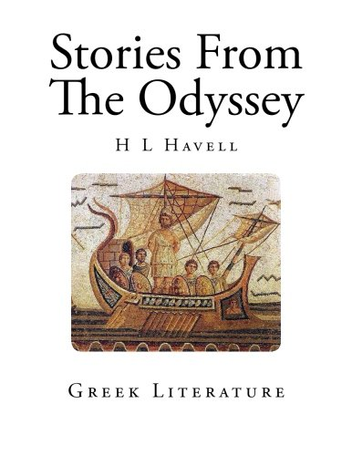 9781492710509: Stories From The Odyssey (Greek Literature)