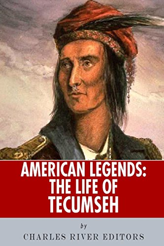 9781492714248: American Legends: The Life of Tecumseh