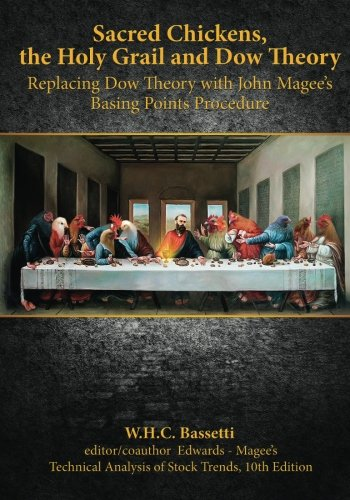 9781492716822: Sacred Chickens, the Holy Grail and Dow Theory: Replacing Dow Theory with John Magee's Basing Points Procedure