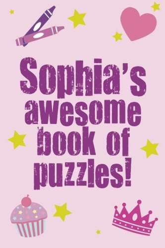 9781492719403: Sophia's Awesome Book Of Puzzles!