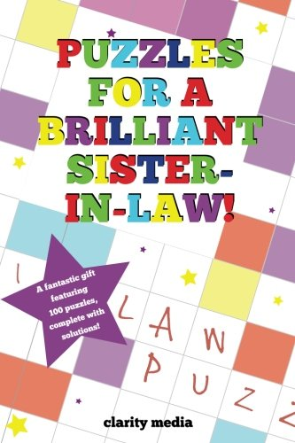 9781492721062: Puzzles For A Brilliant Sister-In-Law