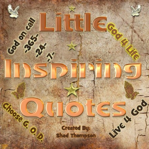 9781492731948: Little Inspiring Quotes