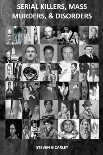 9781492734192: Serial Killers, Mass Murders, & Disorders