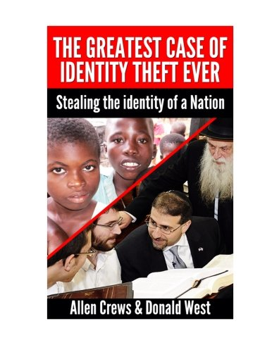 9781492745235: The Greatest Case of Identity Theft Ever: Stealing the Identity of a Nation