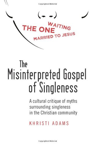 9781492765196: The Misinterpreted Gospel of Singleness: A cultural critique of myths surrounding singleness in the Christian community