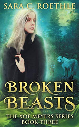 9781492768463: Broken Beasts (Xoe Meyers Young Adult Fantasy/Horror Series)