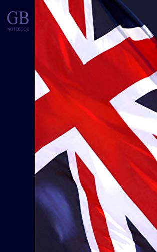 GB Notebook: Union Jack ( journal / gift ) (World Cultures): smART bookx
