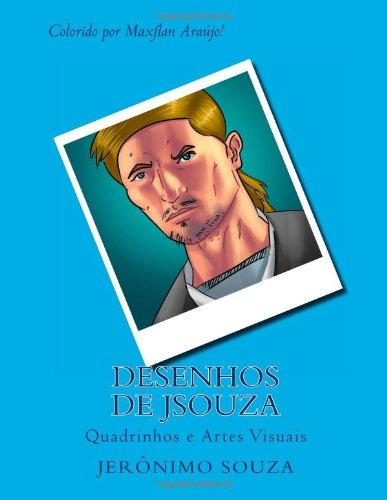 Desenhos de JSouza: Quadrinhos e Artes Visuais: Sr. Jerônimo Fagundes