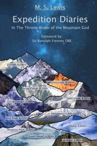 9781492791669: Expedition Diaries - In The Throne Room of the Mountain God