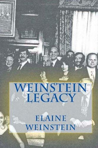 9781492796633: Weinstein Legacy
