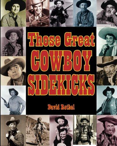 9781492796732: Those Great Cowboy Sidekicks
