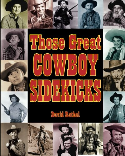 9781492796732: Those Great Cowboy Sidekicks