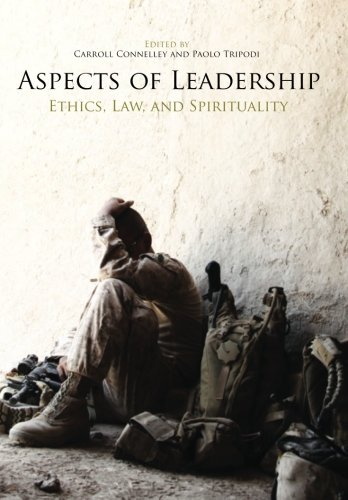 9781492798811: Aspects of Leadership: Ethics, Law and Spirituality