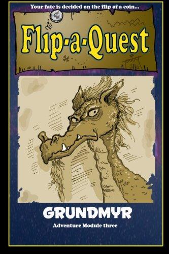 9781492799986: Flip-a-Quest: Grundmyr (Flip-a-Quest Adventure Modules)