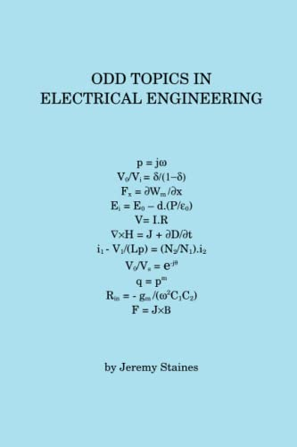 9781492800583: Odd Topics in Electrical Engineering