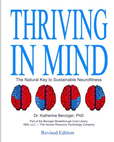9781492802471: Thriving in Mind: The Natural Key to Sustainable Neurofitness