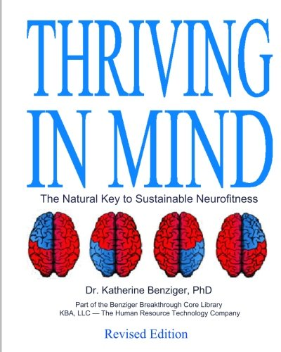 9781492802556: Thriving in Mind: The Natural Key to Sustainable Neurofitness