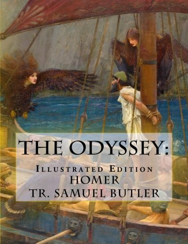 9781492802600: The Odyssey: Illustrated Edition