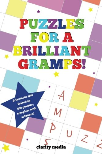 9781492811305: Puzzles For A Brilliant Gramps