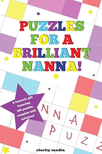 Puzzles For A Brilliant Nanna: Media, Clarity