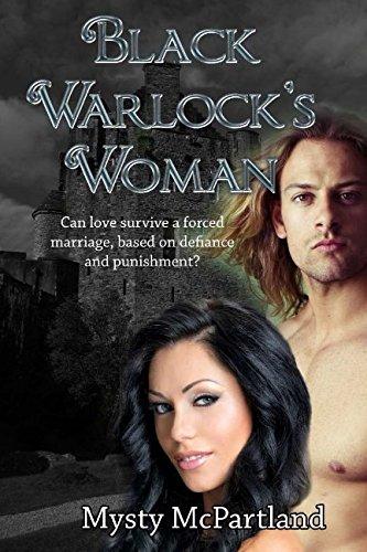 9781492814047: Black Warlock's Woman
