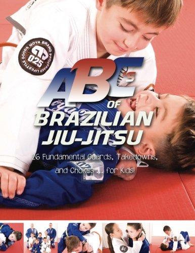 ABCs of Brazilian Jiu Jitsu: Tarca, Leonidas