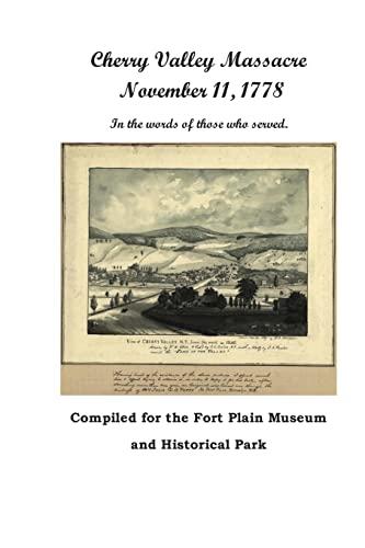 Cherry Valley Massacre: November 11, 1778: Berry, AJ