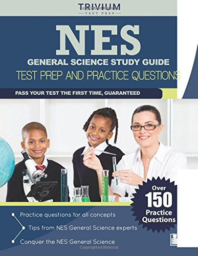 9781492823193: NES General Science Study Guide: Test Prep and Practice Questions