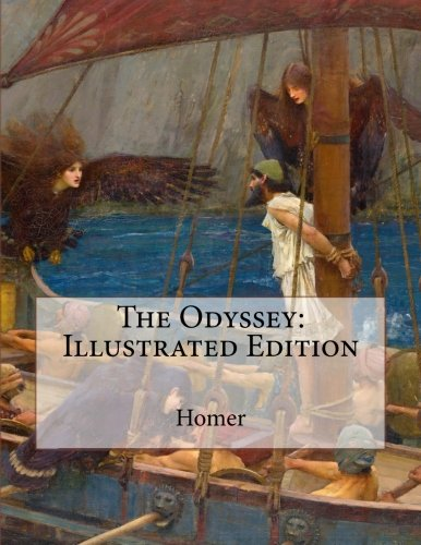 9781492835240: The Odyssey: Illustrated Edition