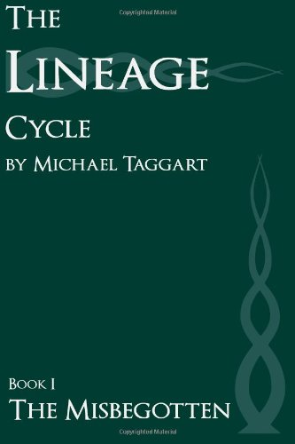 9781492846505: The Misbegotten (The Lineage Cycle)