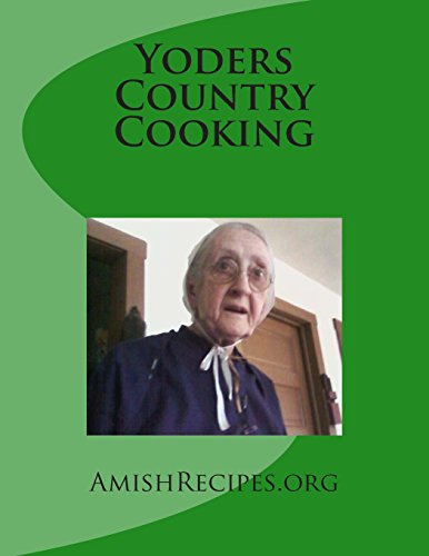 9781492850083: Yoders Country Cooking: Pastry Cover Edition