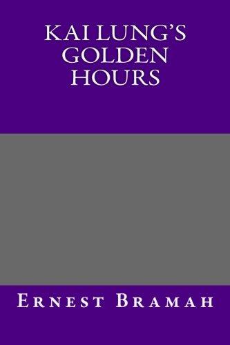 9781492861690: Kai Lung's Golden Hours
