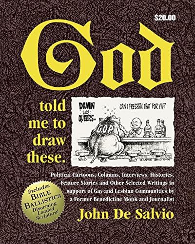God told me to draw these.: De Salvio, John F