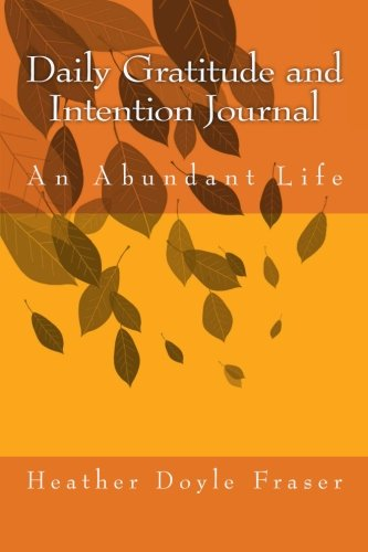 9781492865223: Daily Gratitude and Intention Journal