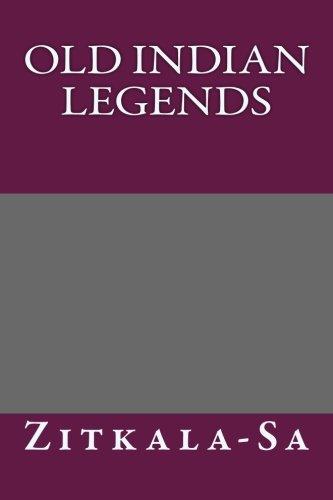 9781492869399: Old Indian Legends