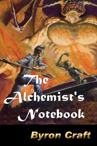 9781492883098: The Alchemist's Notebook