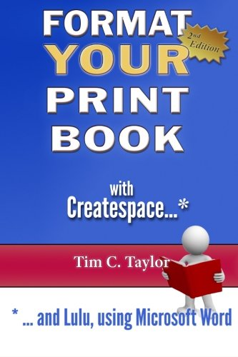9781492892212: Format YOUR Print Book with Createspace