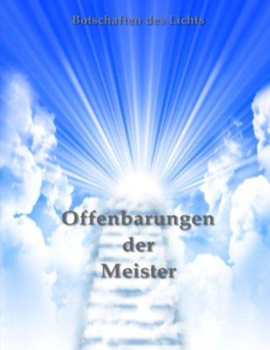 9781492908456: Offenbarungen der Meister