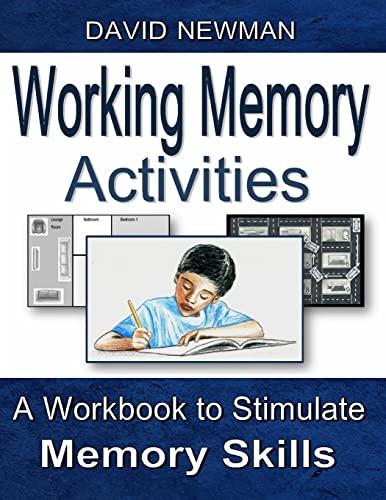 9781492912682: Working Memory Activities
