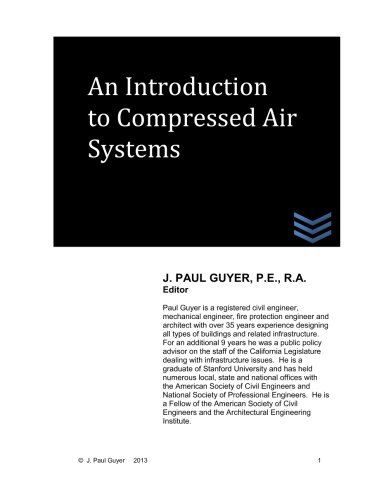 9781492913580: An Introduction to Compressed Air Systems