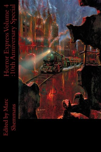 9781492915690: Horror Express Volume 4 : 10th Anniversary Special
