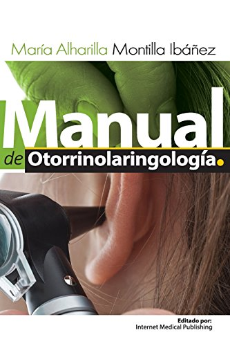 9781492916260: Manual de otorrinolaringologia
