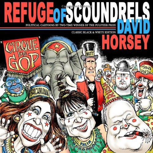 9781492920052: Refuge of Scoundrels: Classic Black & White Edition