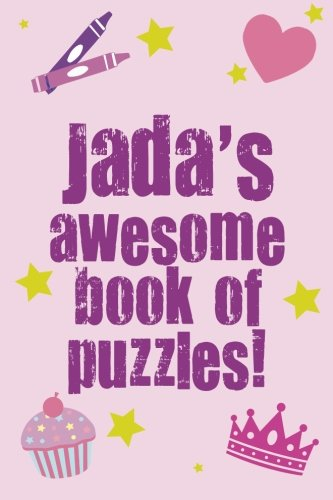 9781492920670: Jada's Awesome Book Of Puzzles!