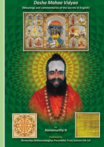 9781492921264: Dasha Mahaa Vidyaa: Ten Cosmic forms of the Divine Mother