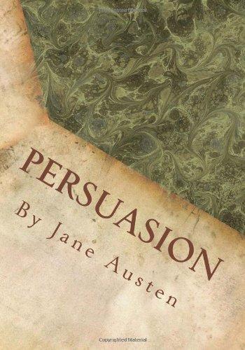 9781492939634: Persuasion by Jane Austen