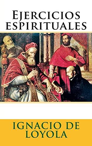 9781492941514: Ejercicios espirituales (Spanish Edition)