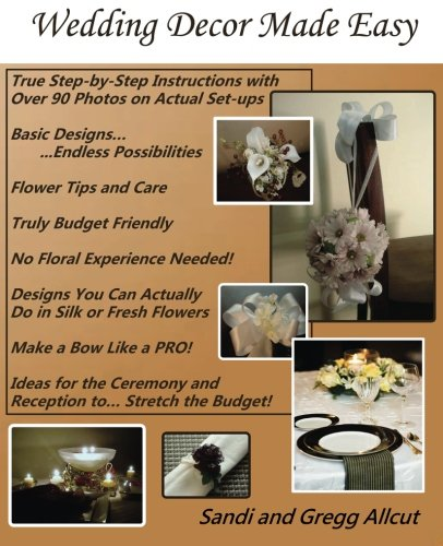 9781492957768: Wedding Decor Made Easy