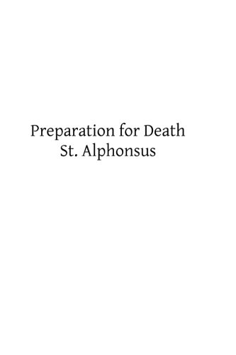 9781492960430: Preparation for Death