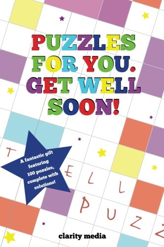 9781492961079: Puzzles for you. Get Well Soon!